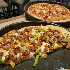 Awesome tasty Pizza !