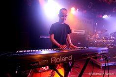 Gerard Baai - Keyboard Player Nox Aeterna