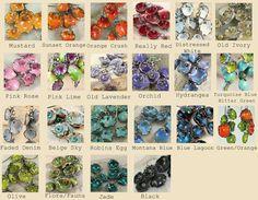 Charm Bracelet Pick your Color Copper Enamel Charm by tekaandzoe, $65.00
