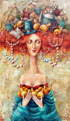 Artodyssey: Yana Fefelova