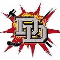 2014, Dayton Demolition (Dayton, Ohio) Hara Arena #DaytonDemolition #DaytonOhio #FHL (L5769)