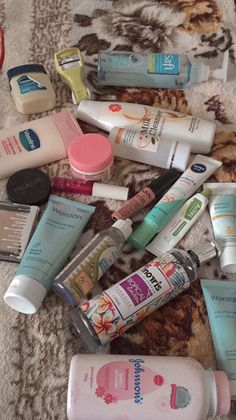 Beauty Routines, Skincare Routine, Vaseline, Beauty Care, Self Care, Cleanser, Body Care, Hair Care, Make Up