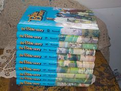 Full Set of the Bible Story Books All Ten by Daysgonebytreasures
