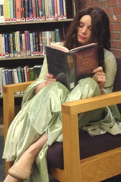 Arwen in the Fiction stacks with Lord of the Rings: Return of the King... aka RC 10/31/2013