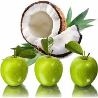 COCONUTS & APPLES Candle Soap Making Fragrance Oil