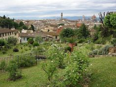 #Free park in Florence