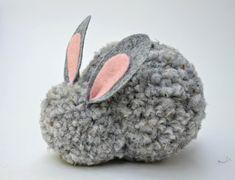 ikat bag: Bunny Party: Bunnies