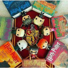 Livros Harry Potter #Amo