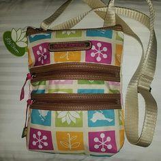 *NWT* Lilly Bloom Multicolor Crossbody Bag *NWT* Lilly Bloom Multicolor Crossbody Bag with adjustable strap! Bags Crossbody Bags
