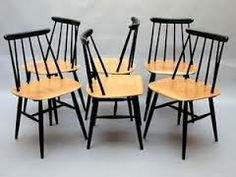 Fanett 1949 by Ilmari Tapiovaara moms dining room chairs