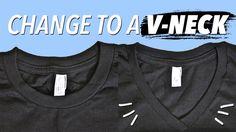 How to Make a V-Neck