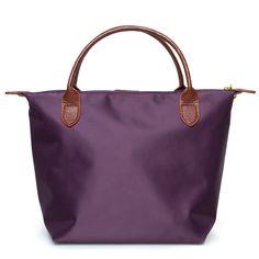 Purple Tote.