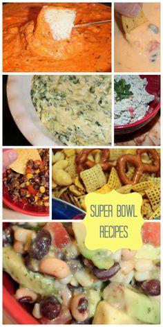 Harris Sisters GirlTalk: Super Bowl Recipe Roundup
