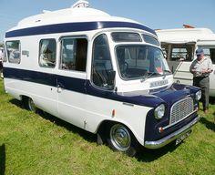 Bedford Camper Van by EZTD, via Flickr