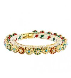 Navratan Kada Bracelet Bangle