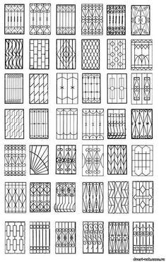 Window Coverings For Sliding Glass Windows - Elegant minimalist glass window pattern design Elegant minimalist glass window pattern design Elega - Home Window Grill Design, Modern Window Design, Iron Window Grill, Window Grill Design Modern, House Window Design, Balcony Grill Design, Grill Door Design, Balcony Railing Design, Modern Windows