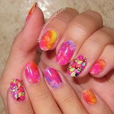 Maryam Maquillage #nail #nails #nailart
