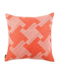 Oxford Rose Pillow by Blissliving Home