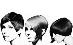 Graduated Bob Photo By Rex Features Vidal Sassoon 1963 Bobs, Retro Hairstyles, Fashion Gallery, Hair Today, Hair Trends, Hairdresser, Hair Inspiration, Hair Inspo, Your Hair