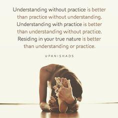 """yoga : time   the best way to practice yoga. Please support us on Kickstarter. """"Entendimento sem prática é melhor do que prática sem entendimento. Entender com a prática é melhor do que a inteligência sem a prática. Residindo em sua verdadeira natureza é melhor do que a compreensão ou prática."""""""