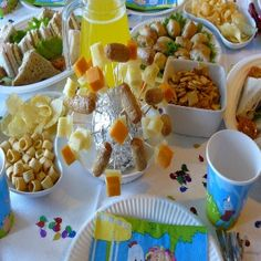 Food For Kids Birthday Party - Kids Birthday Party Food Recipes | Bash Corner