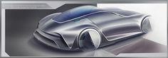 Porsche Vision on Behance
