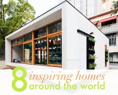 8 of the world's most inspiring homes | Inhabitat - Sustainable Design Innovation, Eco Architecture, Green Building