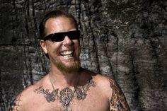 James Hetfield (Metallica) - Portugal 2008 / Søren Solkær