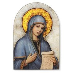 Mother of the Divine Word Icon