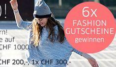 Gewinne mit Cecil Mode und ein wenig Glück diverse Cecil Gutscheine im Wert von CHF 1'000.- https://www.alle-schweizer-wettbewerbe.ch/cecil-gutscheine-im-wert-von-chf-1000-gewinnen/