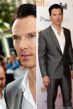 "Check my Benedict Cumberbatch pins on my board ""Sherbatched & Cumberlocked"" here : http://pinterest.com/aggiedem/sherlock-addict/"