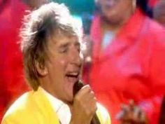 Rod Stewart - Sailing  LESLIE & JEFF AT ROD'S CONCERT AT THIS VERY MOMENT--I AM SO JEALOUS--WANT TO SEE HIM AGAIN TOO