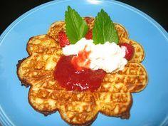 Gluteenittomat herkut! Waffles, Gluten, Baking, Breakfast, Food, Morning Coffee, Bakken, Essen, Waffle