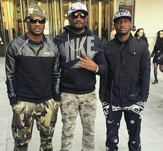 "Psquare Finally Falls Apart… Peter Says, ""My Brother Threatens To Kill My Wife """