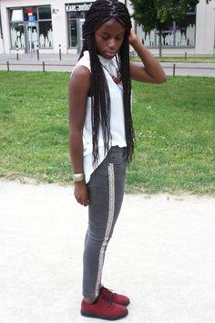 Those Pants Hose - Urban Outfitters Shirt  Schuhe - HM  für mehr info einfach vorbeischauen ;) http://phuckitfashion.blogspot.de