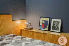 Apartamento BR   Simples Arquitetura por Natália Botelho e Paola Corteletti