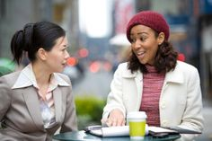 Business Meeting in the City #women_in_business #female_entrepreneur #female_MBA