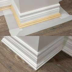 ... baseboard ideas painting trim