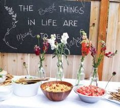 Backyard Party Menu Ideas outdoor entertaining backyard party ideas 9 Creative Dinner Party Themes To Try This Summer