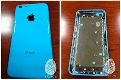 In Case You Needed To See More Leaked Parts: iPhone 5C In Blue | Cult of Mac