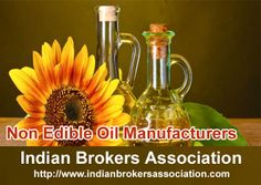 Get complete contact details of Non edible oil Manufacturers in India. Non edible oil is a by product or residue product of Edible oil Industry like Spent oil, Rice bran oil, Acid oil, Wax, Sterin, Soap Stock, Fatty Acid etc. Here you can get the Indian States wise Contact details of Non edible oil manufacturers.