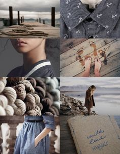 middle earth aesthetics  |  ladies of laketown