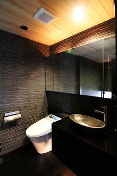 京宿家 Machiya Residence Inn 格致すおう庵 洗面脱衣室トイレ