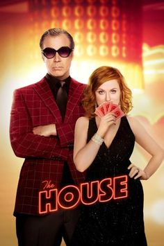 """The House Details Casting Photos Release Date 29 June 2017 Directed by Andrew J. Cohen Starring Amy Poehler, Will Ferrell, Allison Tolman Writer Andrew J. Cohen, Brendan O'Brien Composer —… Continue reading """"The House"""" Will Ferrell, Amy Poehler, Hd Movies Online, Tv Series Online, New Movies, Hindi Movies, Watch Free Full Movies, Full Movies Download, Watch Movies"""