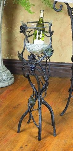 Кованый декор №432 Wrought iron decor www.ArtSklad.net