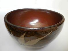 Handmade Ceramic Bowl Soup Bowl Cereal Bowl by CoraCeramics