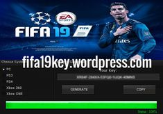 First working Fifa 19 Key generator is available for free. It is incredibly fast and complex softwear which allows You to get free access to the full version of Fifa 19 completely for free. Are You keen on? Fifa, Xbox One, How To Get
