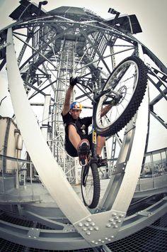 RedBull Kenny Belaey Trial Bike Performance in Nagoya