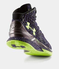 Men's UA Curry One Basketball Shoes, Black