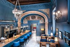Hotel Alfonso XIII, a Luxury Collection Hotel, Seville - ENA Restaurant